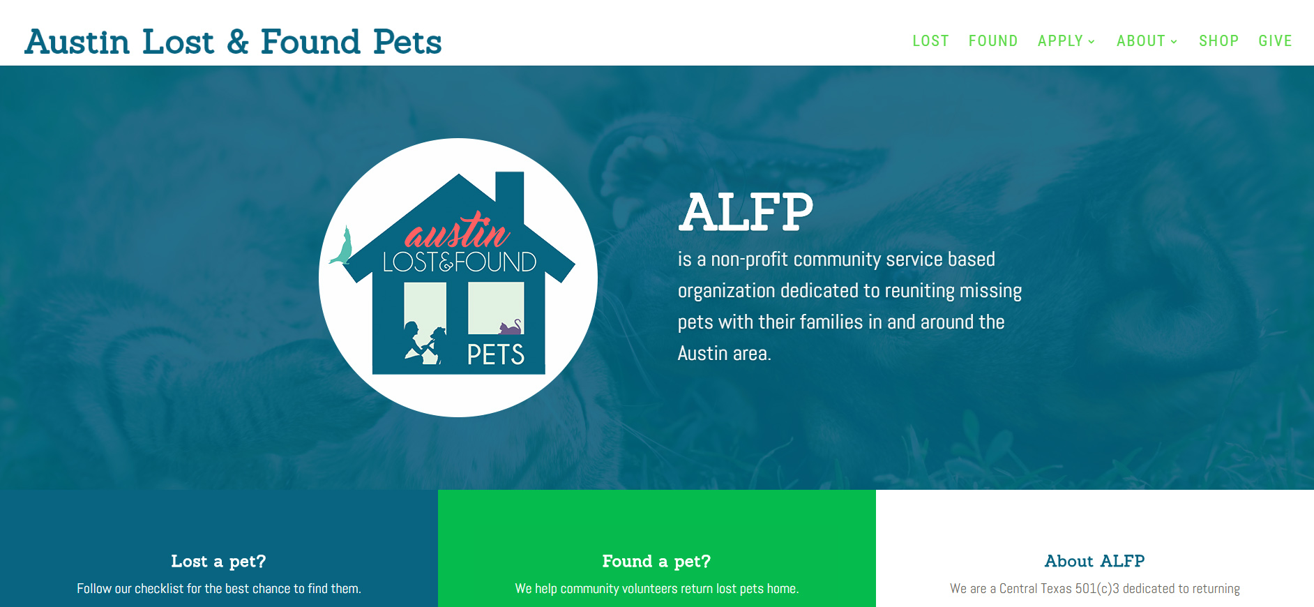 Austin Lost & Found Pets Archives • Austin Lost and Found Pets